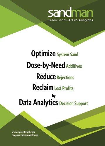Sandman Brochure 2018
