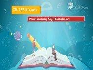 70-765 Braindumps | Free 70-765 Exam Study Material - RealExamDumps
