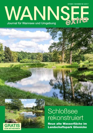 Wannsee extra Nr. 5/2017