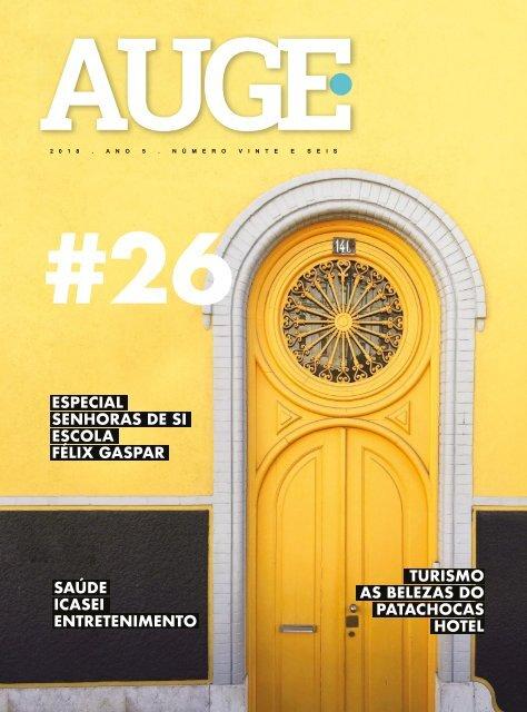 REVISTA AUGE - EDIÇÃO 26