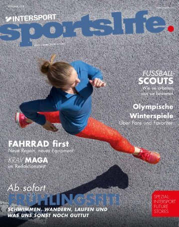 Sportslife Magazin | INTERSPORT