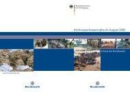 Hochwasserkatastrophe im August 2002 ( PDF , 9,2 MB - Bundeswehr