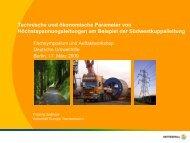 Die Querung des Rennsteig - Forum Netzintegration Erneuerbare Energien