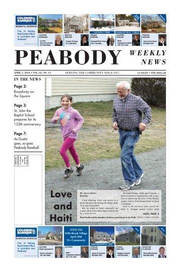 Peabody 4-5