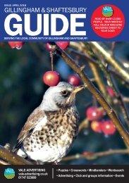 Gillingham & Shaftesbury Guide April 2018