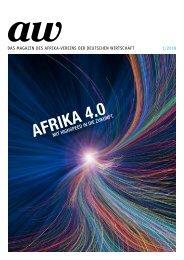 afrika wirtschaft Afrika 4.0 - Mit Highspeed in die Zukunft