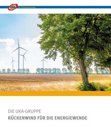 UKA Imagebroschüre 2018