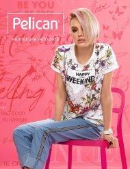 Каталог женской одежды Pelican Лето 2018.