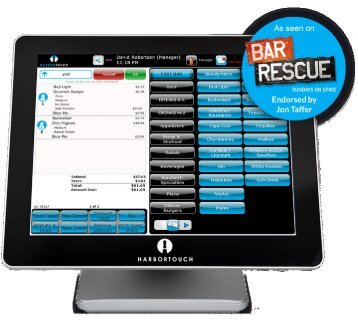 Get a Free POS System by Harbortouch
