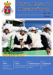 Revista Trimestral - Março