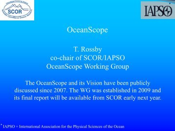 3.1. OceanScope - World Ocean Council