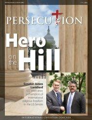 April 2018 Persecution Magazine