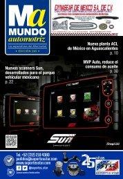 Revista Mundo Automotriz No. 265 ABRIL