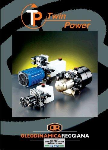 "TP3 POWER UNIT BODY""R"""