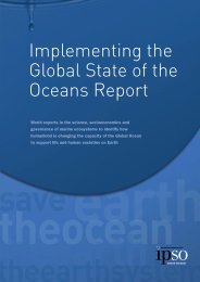 earth - International Programme on the State of the Ocean