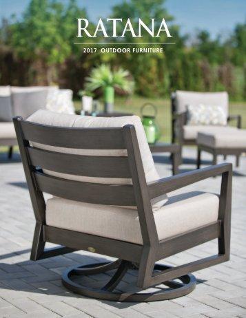 RATANA_2017 Outdoor Furniture Catalogue SR (1)