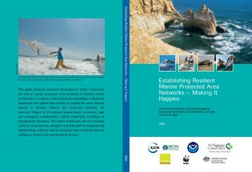 Establishing Resilient Marine Protected Area Networks — Making It ...