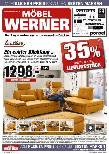 Möbel Werner - 07.04.2018