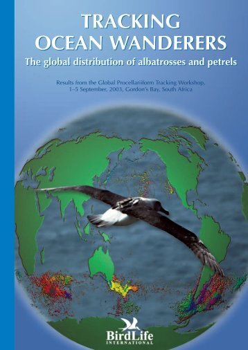 Tracking Ocean Wanders (PDF, 5 MB) - BirdLife International