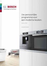 Bosch, inbouwtoestellen (2018)