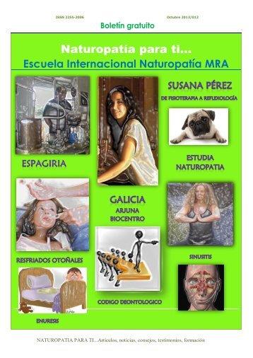 Revista Naturopatia para Ti Nº12