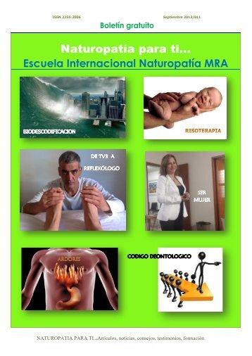 Revista Naturopatia para Ti nº 11