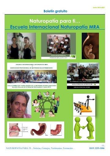 Revista Naturopatia para Ti nº 8