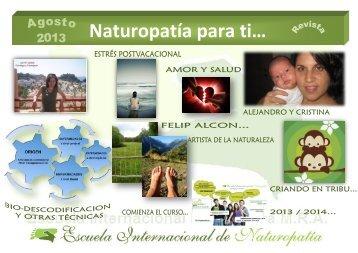 Revista Naturopatía para Ti nº 10