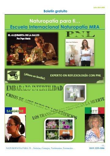 Revista Naturopatia para Ti nº 9