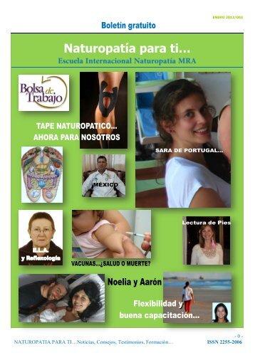 Revista Naturopatia para Ti nº 3