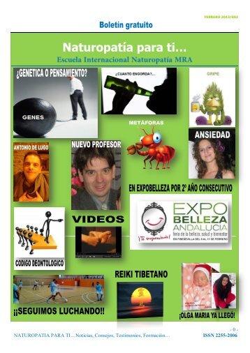Revista Naturopatia para Ti nº 4