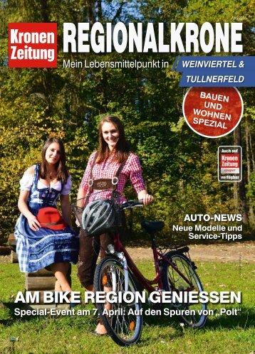 Regional Krone Weinviertel & Tullnerfeld 2018-04-05