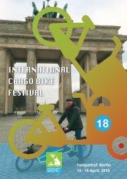 International Cargo Bike Festival 2018