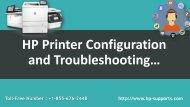 Get HP Wireless Printer Setup Support