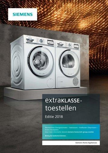 Siemens, extraKLASSE (2018)