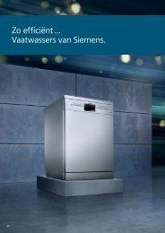 Siemens, vaatwassers (2018)