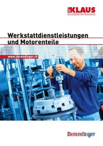 E. Klaus AG Katalog