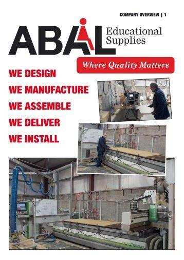 Abal Brochure 2018
