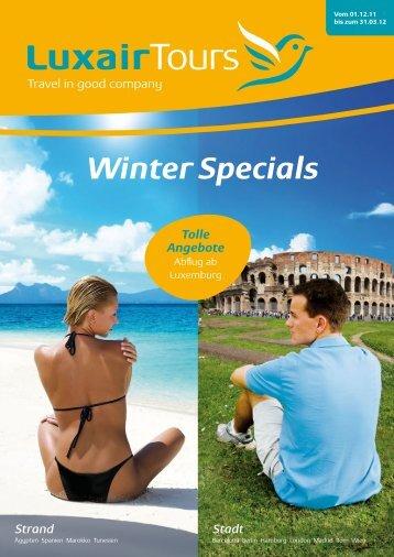 LUXAIR WinterSpecials Wi1112