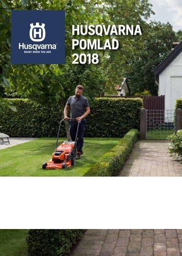 Reklamni letak Husqvarna pomlad 2018