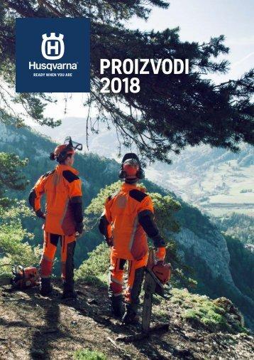 Husqvarna 2018