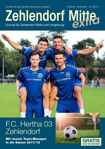 Zehlendorf Mitte extra Nr. 5/2017