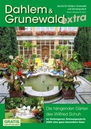 Dahlem & Grunewald extra Nr. 5/2017