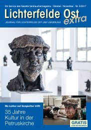 Lichterfelde Ost extra Nr. 5/2017