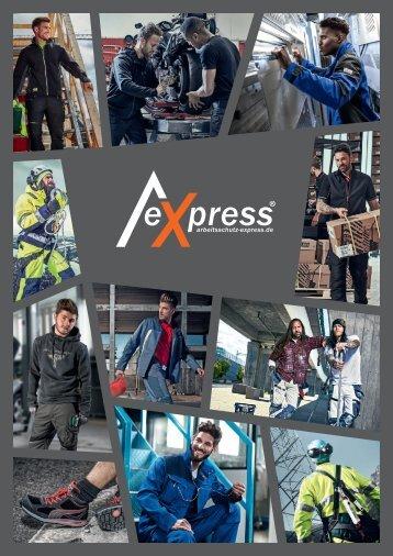 Arbeitsschutz-Express Gesamt-Katalog 2018/2019