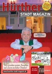 Hürther Stadt Magazin März 2018