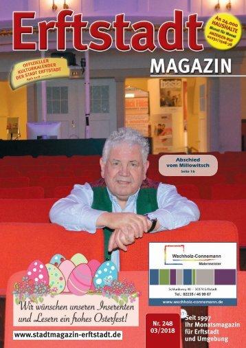 Erftstadt Magazin März 2018