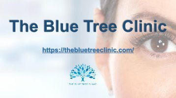 EMDR - The Blue Tree Clinic