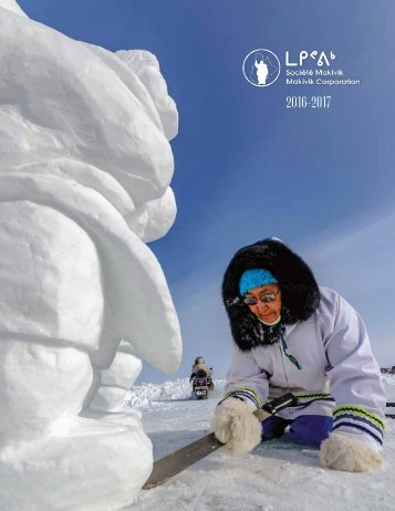 2016-2017 Makivik Annual Report