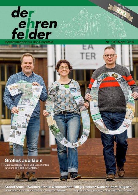 Der Ehrenfelder 100 – April 2018